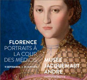Affiche Portraits à la cour des médicis